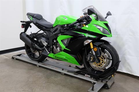 2013 Kawasaki Ninja® ZX™-6R in Eden Prairie, Minnesota - Photo 2