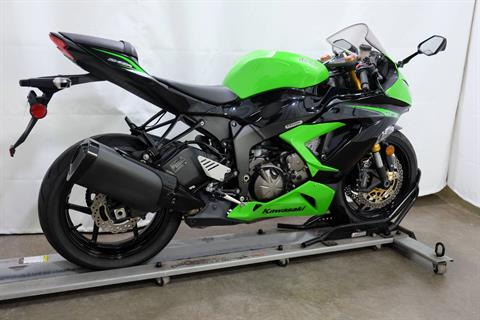 2013 Kawasaki Ninja® ZX™-6R in Eden Prairie, Minnesota - Photo 8