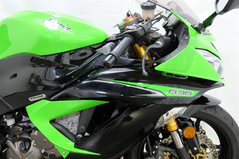 2013 Kawasaki Ninja® ZX™-6R in Eden Prairie, Minnesota - Photo 12