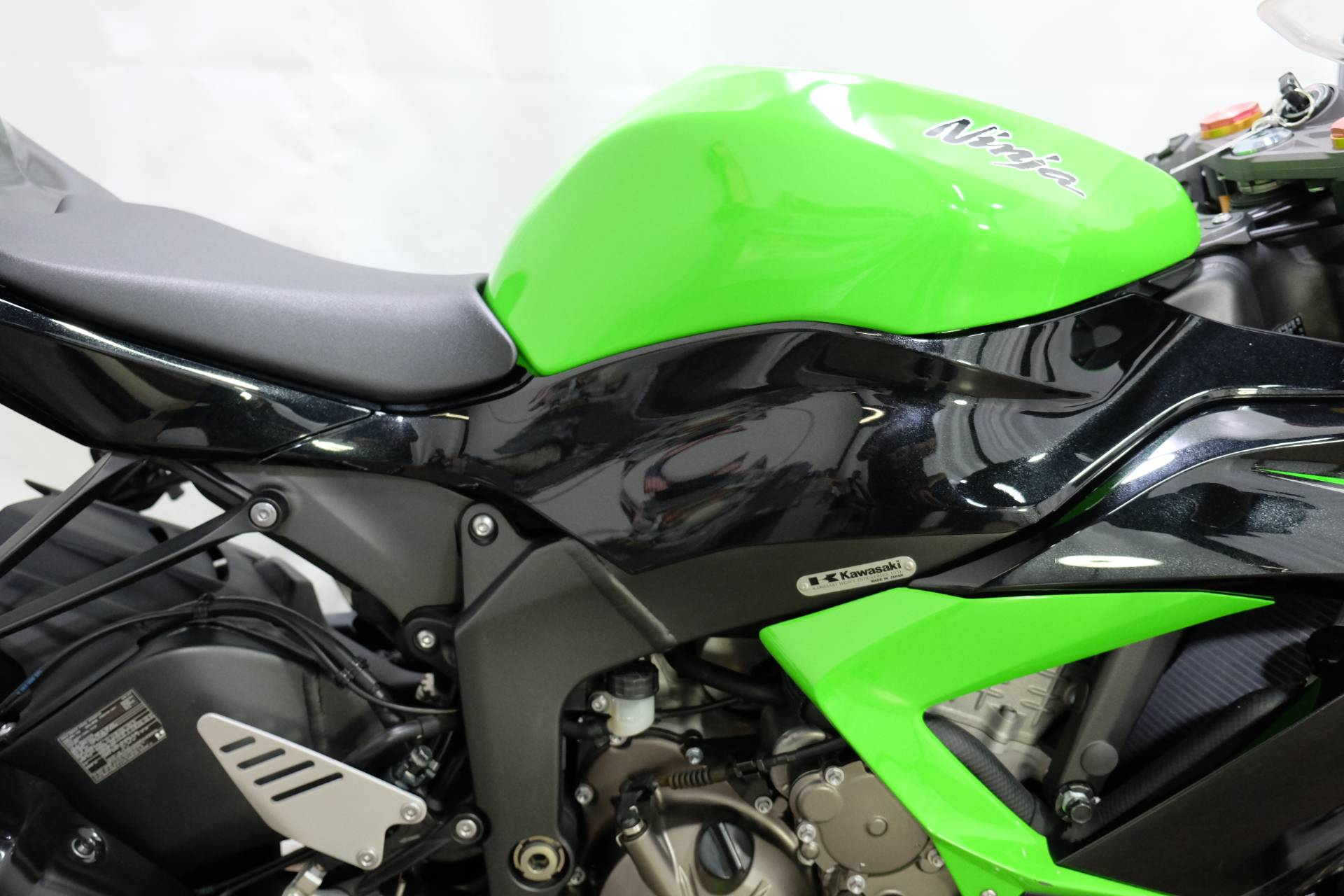 2013 Kawasaki Ninja® ZX™-6R in Eden Prairie, Minnesota - Photo 13