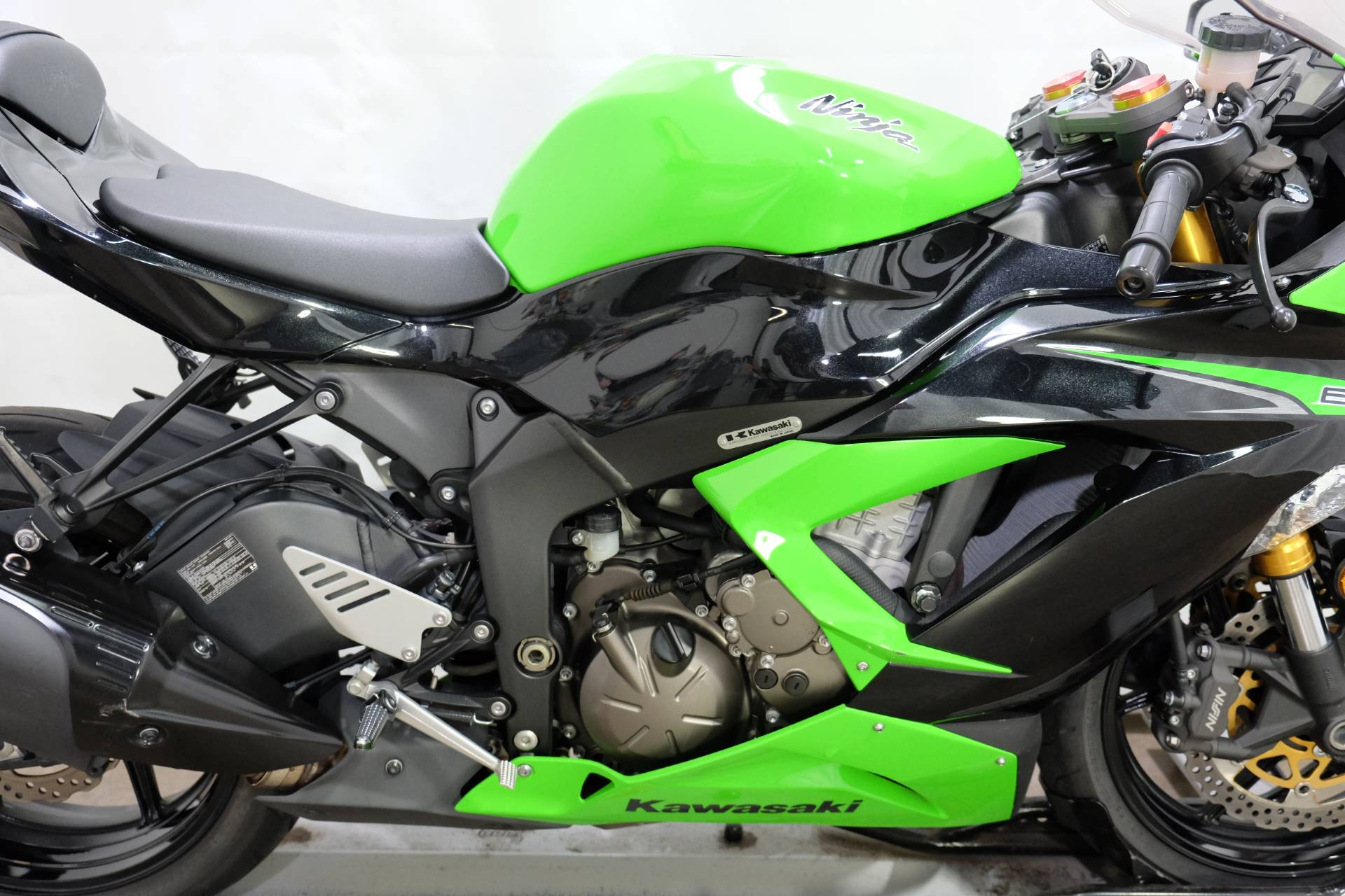 2013 Kawasaki Ninja® ZX™-6R in Eden Prairie, Minnesota - Photo 16
