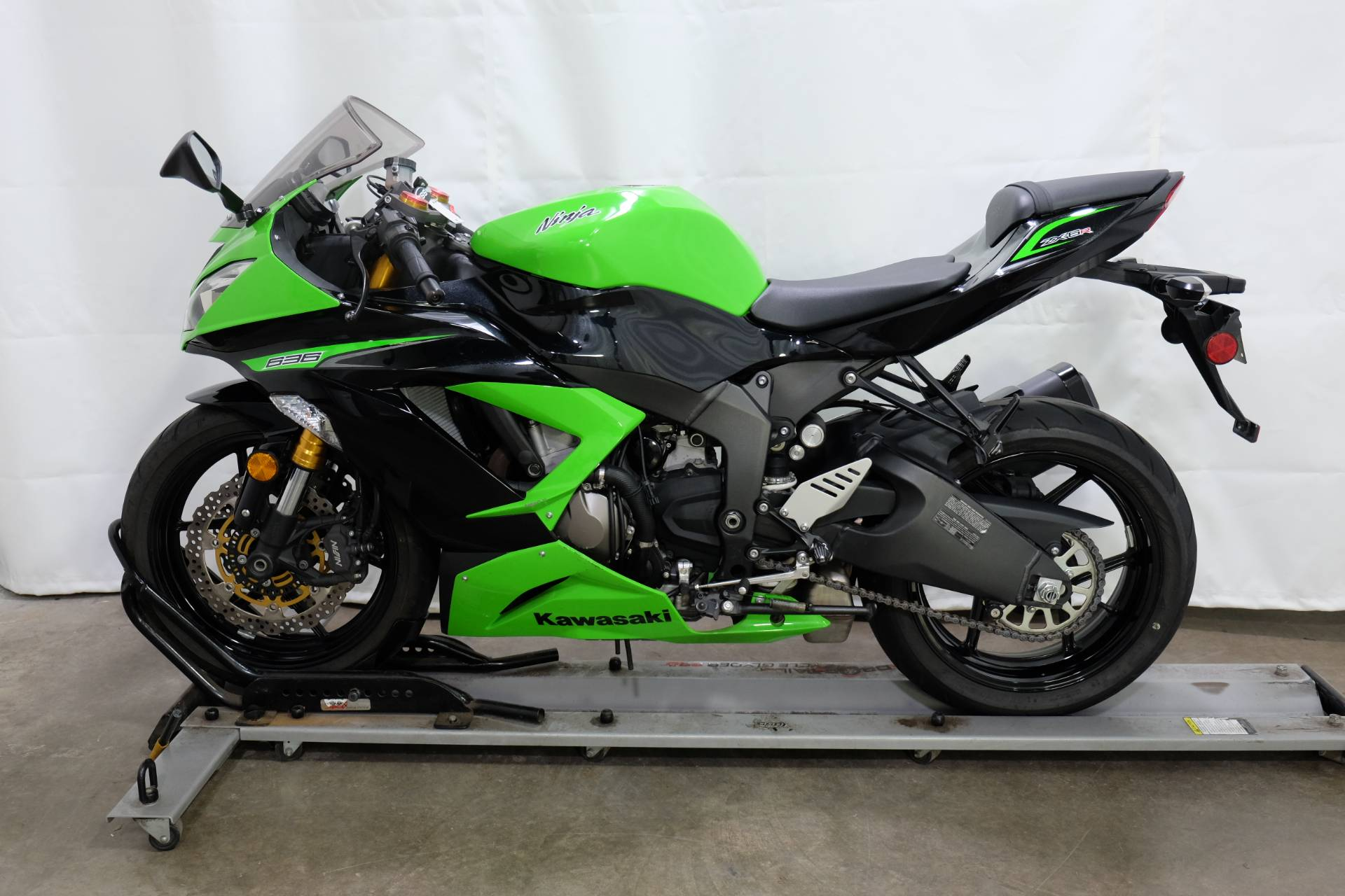 2013 Kawasaki Ninja® ZX™-6R in Eden Prairie, Minnesota - Photo 5