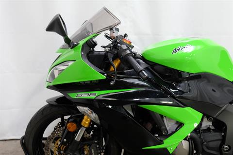 2013 Kawasaki Ninja® ZX™-6R in Eden Prairie, Minnesota - Photo 34