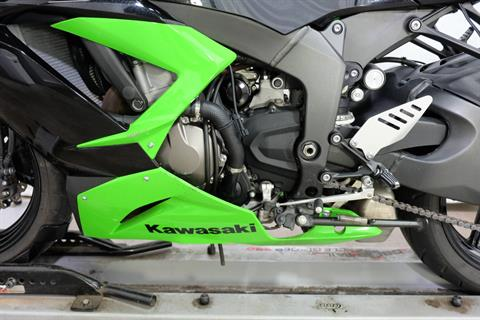2013 Kawasaki Ninja® ZX™-6R in Eden Prairie, Minnesota - Photo 36