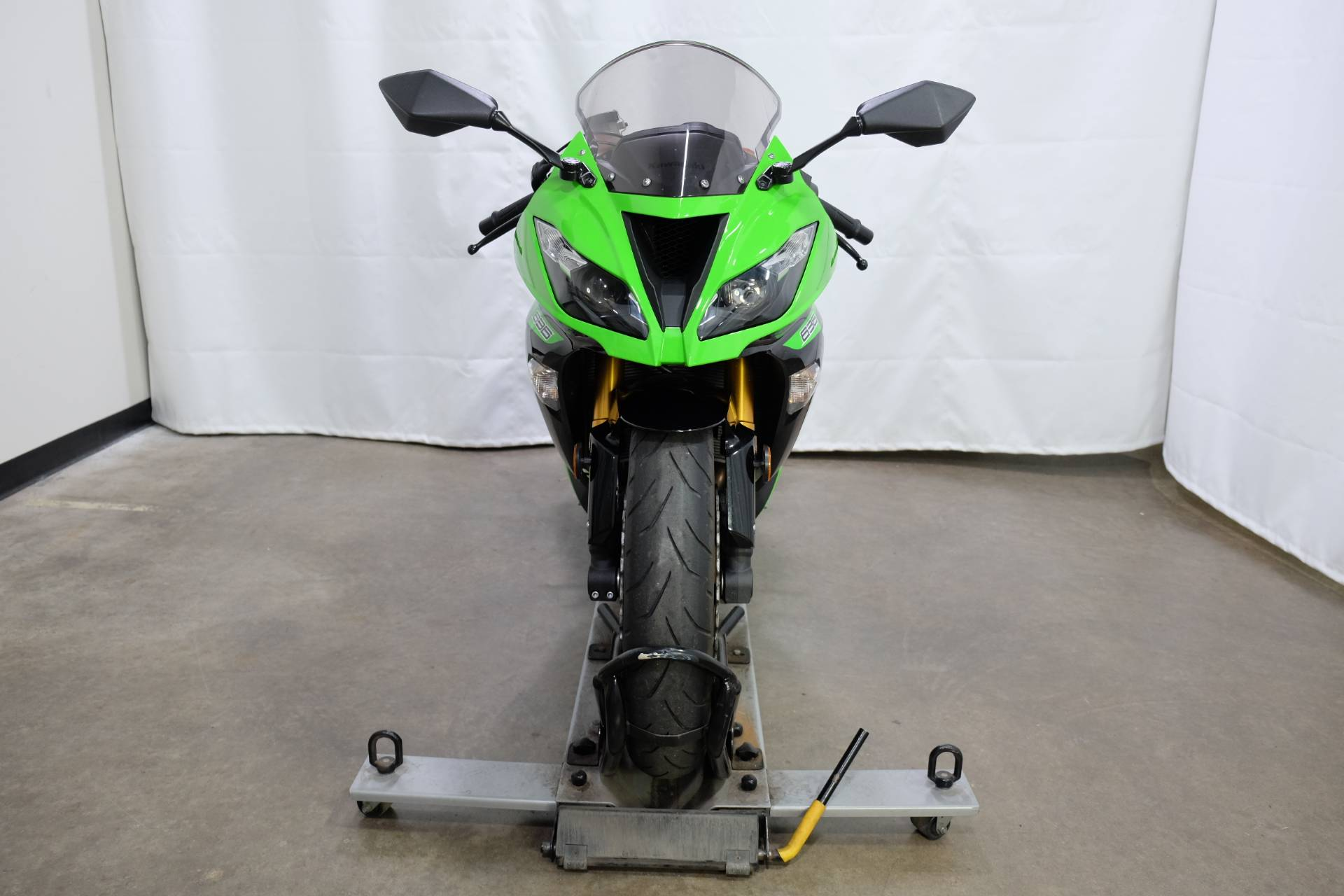 2013 Kawasaki Ninja® ZX™-6R in Eden Prairie, Minnesota - Photo 44