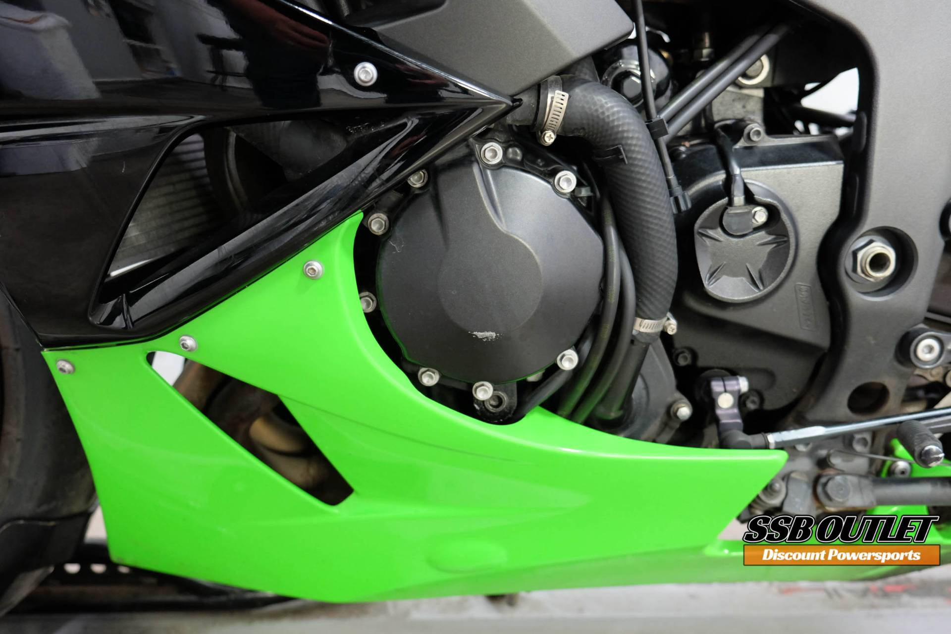 2011 Kawasaki Ninja® ZX™-6R in Eden Prairie, Minnesota - Photo 7