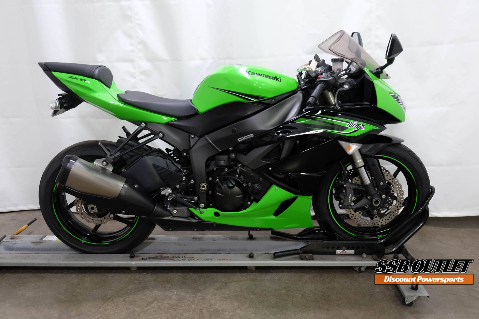 2011 Kawasaki Ninja® ZX™-6R in Eden Prairie, Minnesota - Photo 1