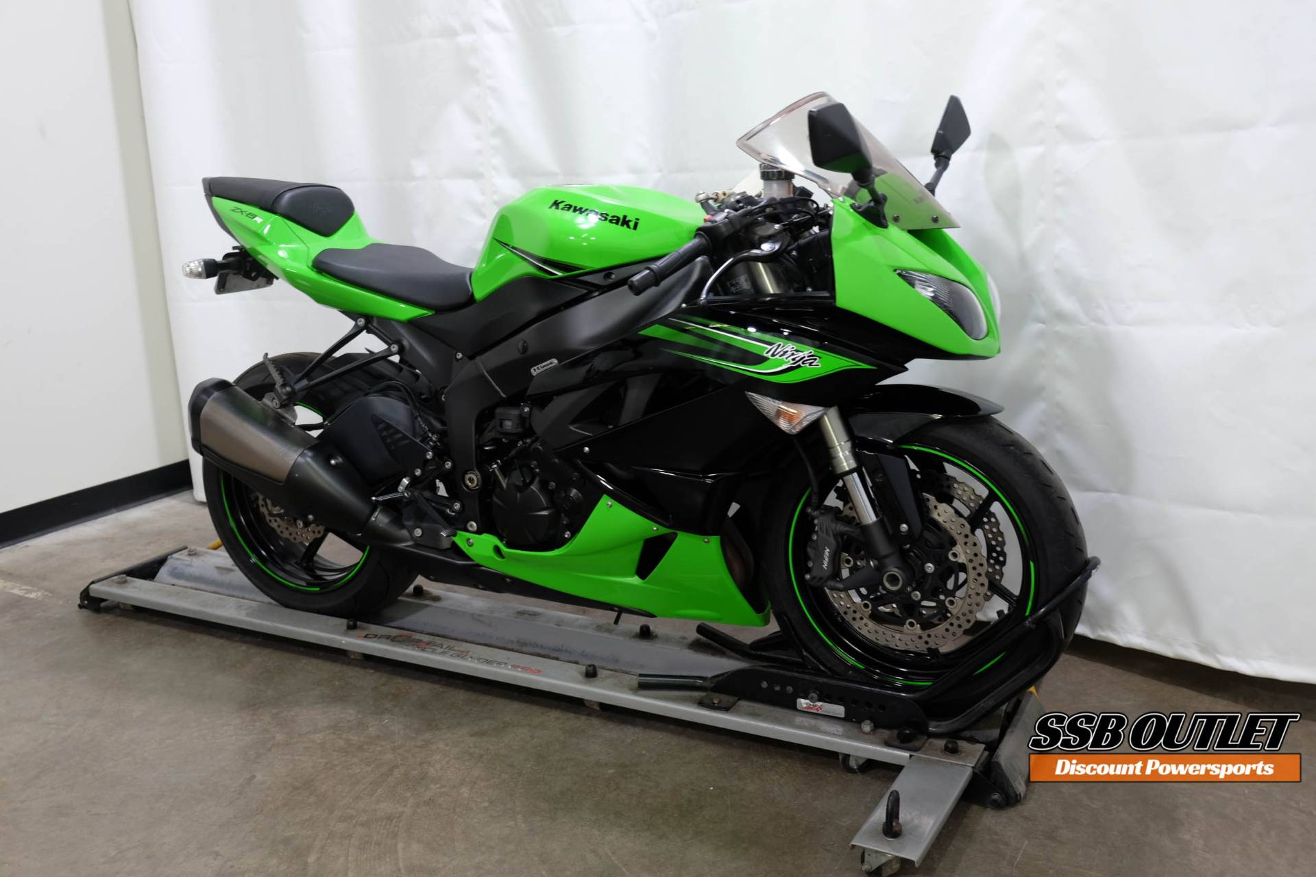 2011 Kawasaki Ninja® ZX™-6R in Eden Prairie, Minnesota - Photo 2