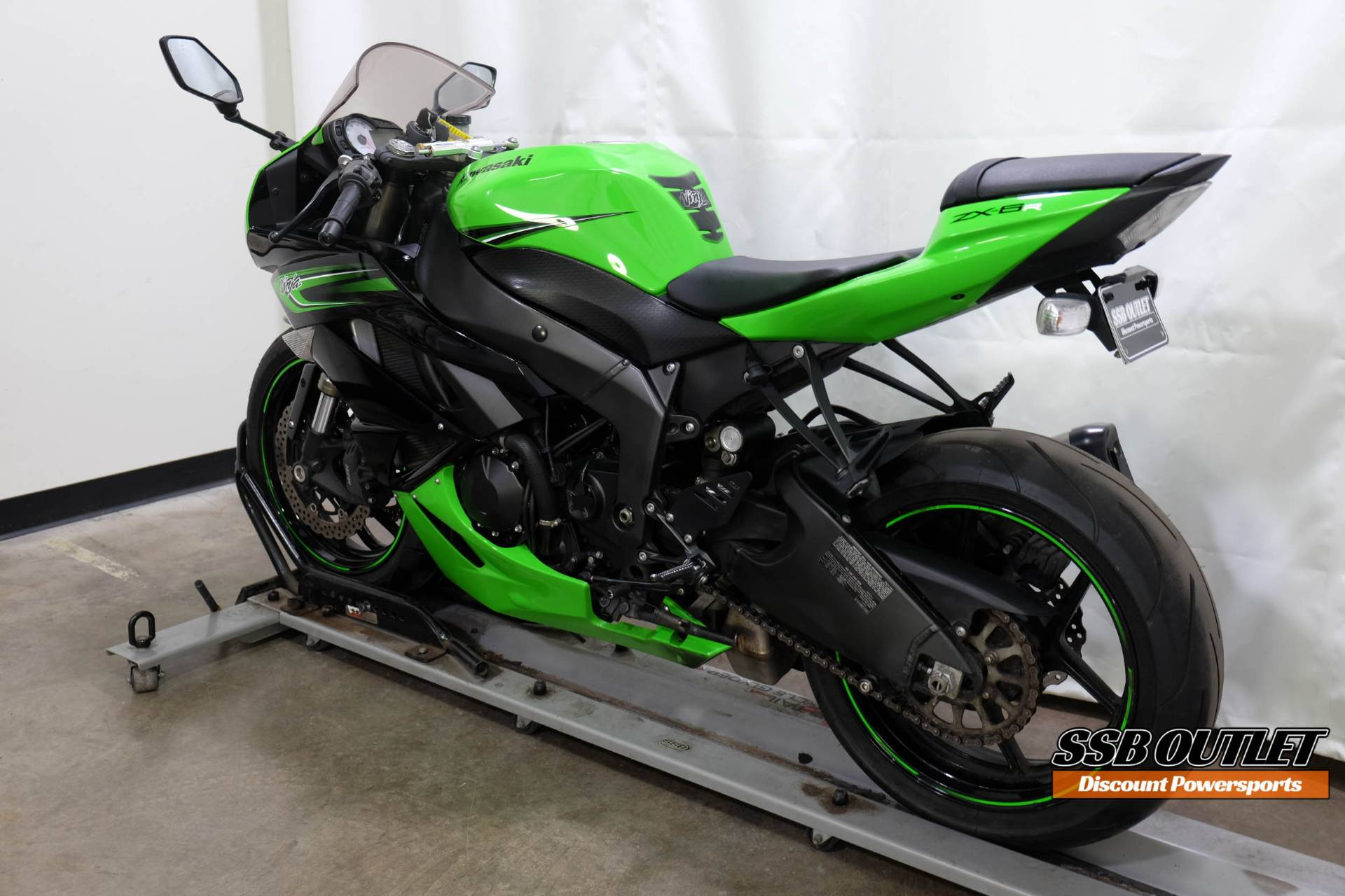 2011 Kawasaki Ninja® ZX™-6R in Eden Prairie, Minnesota - Photo 5