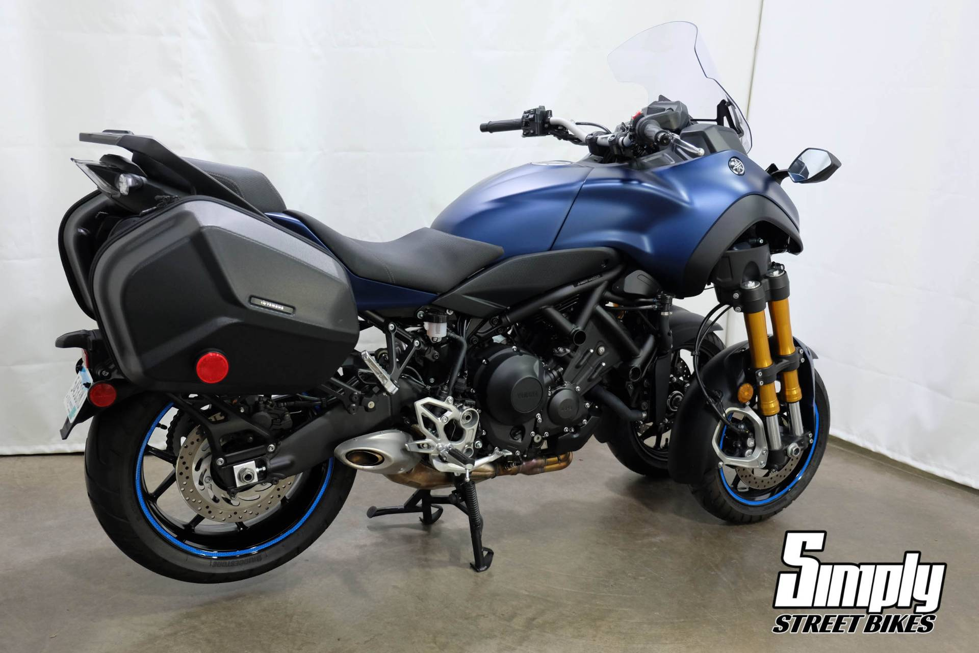 2019 Yamaha Niken GT in Eden Prairie, Minnesota - Photo 8