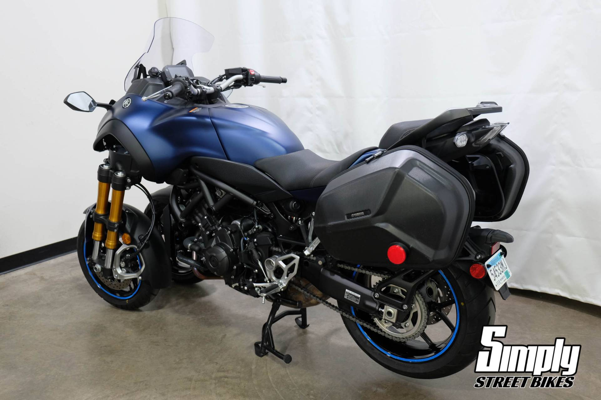 2019 Yamaha Niken GT in Eden Prairie, Minnesota - Photo 6