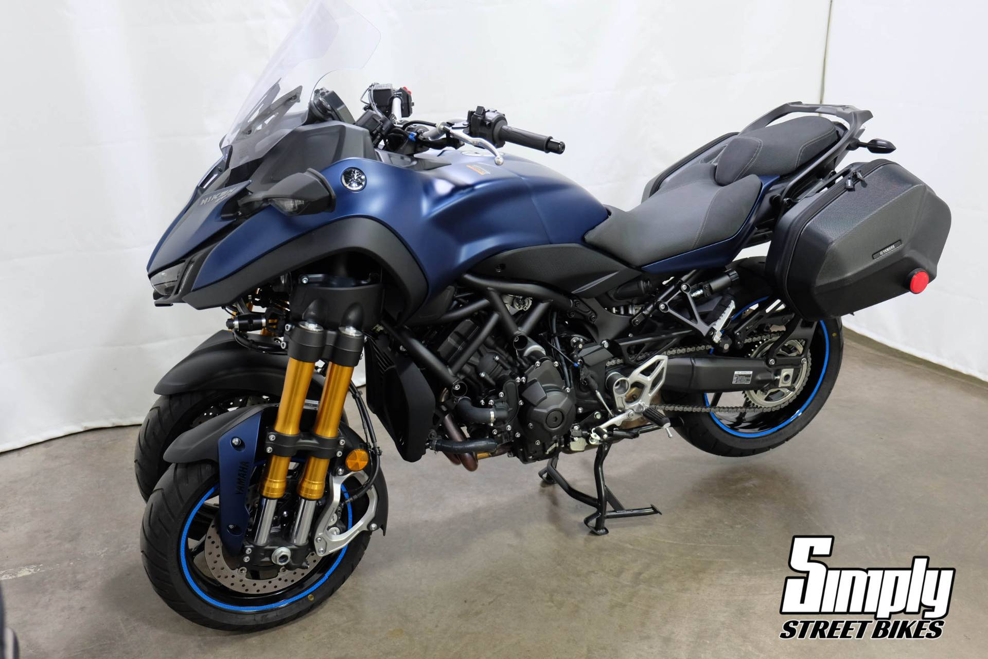 2019 Yamaha Niken GT in Eden Prairie, Minnesota - Photo 4