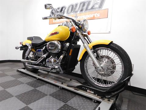2002 Honda Shadow Spirit 750 in Eden Prairie, Minnesota