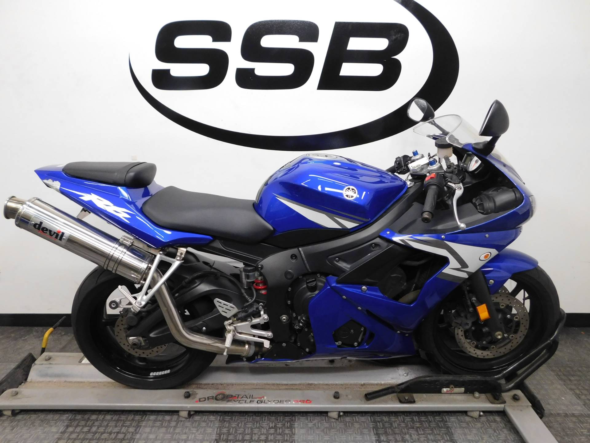 2004 Yamaha YZF-R6 for sale 129549