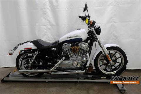 2015 Harley-Davidson SuperLow® in Eden Prairie, Minnesota - Photo 1