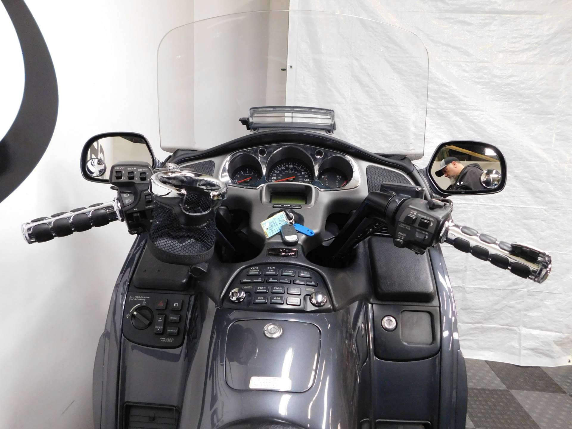 2005 Honda Gold Wing® in Eden Prairie, Minnesota - Photo 40