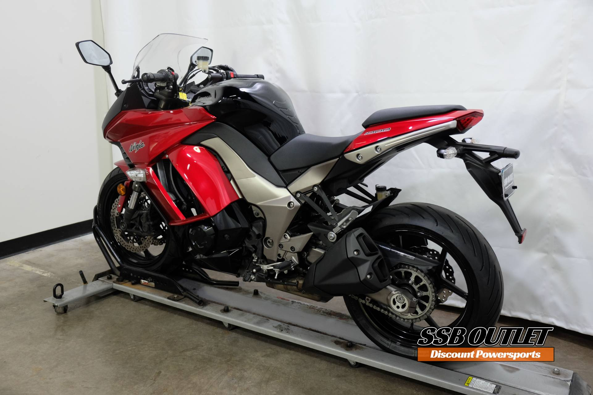2011 Kawasaki Ninja® 1000 in Eden Prairie, Minnesota - Photo 5