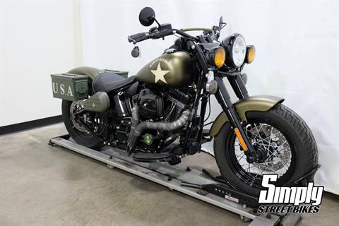 2016 Harley-Davidson Softail Slim® S in Eden Prairie, Minnesota - Photo 2