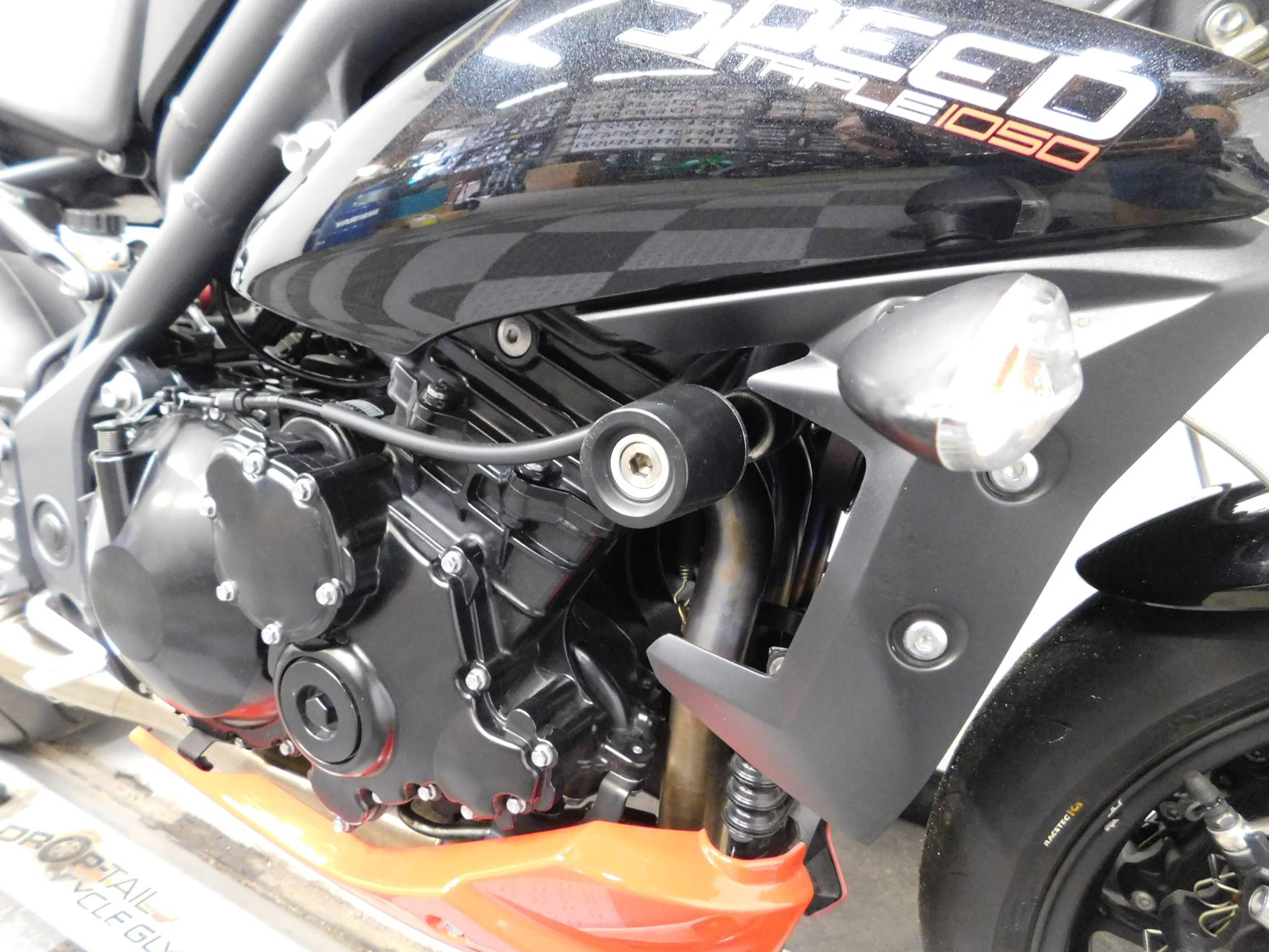 2011 Triumph Speed Triple in Eden Prairie, Minnesota