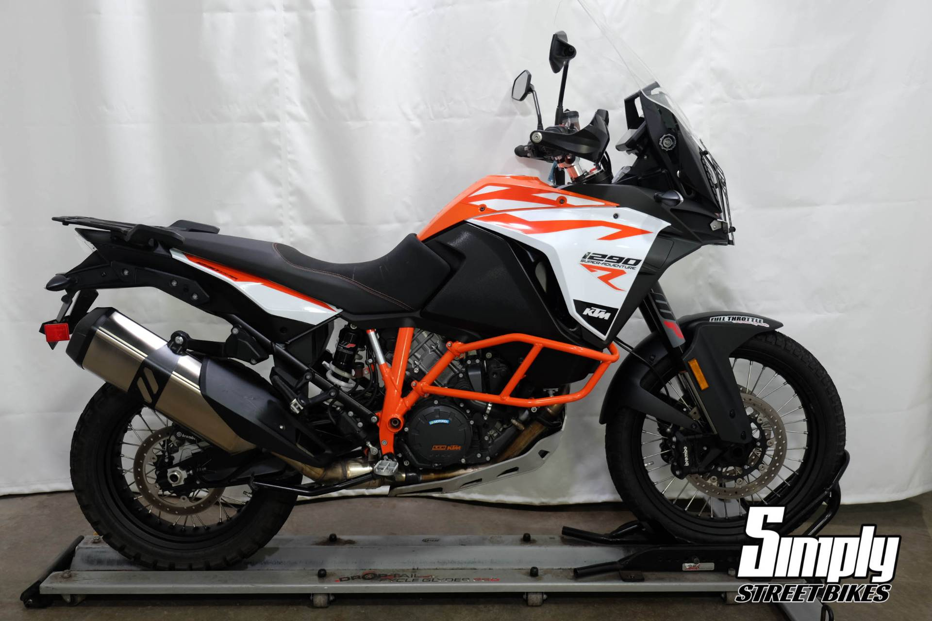 2018 Ktm 1290 Super Adventure R Used Motorcycle For Sale Eden Prairie Mn Simply Ride