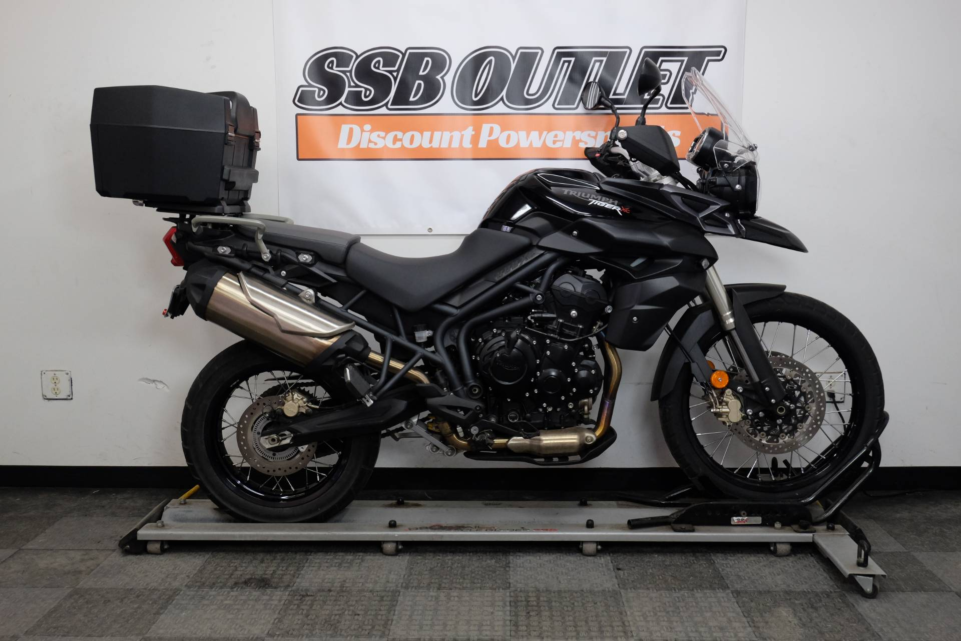 Used 2013 Triumph Tiger 800 Xc Abs Motorcycles In Eden Prairie Mn