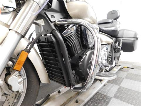 2008 Yamaha V Star® 1300 Tourer in Eden Prairie, Minnesota