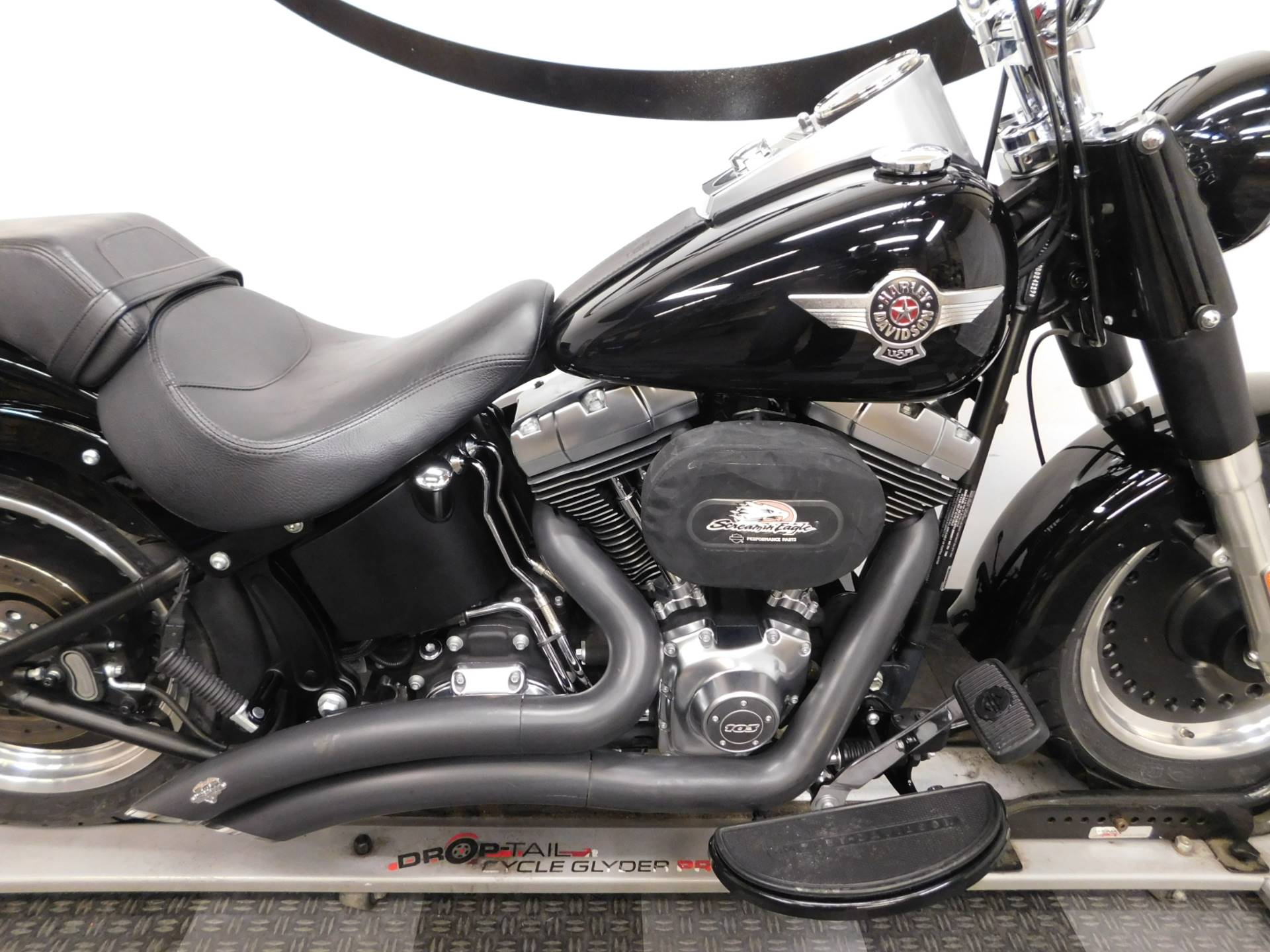 2013 Harley-Davidson Softail® Fat Boy® Lo in Eden Prairie, Minnesota