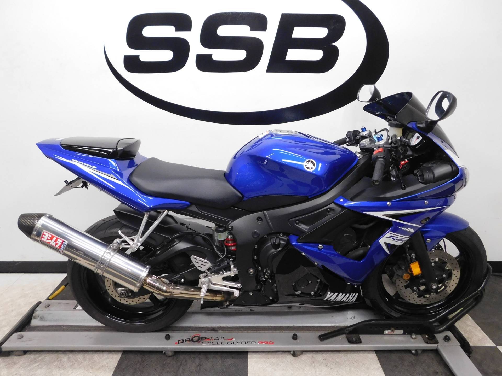 2009 Yamaha YZF-R6S for sale 118603