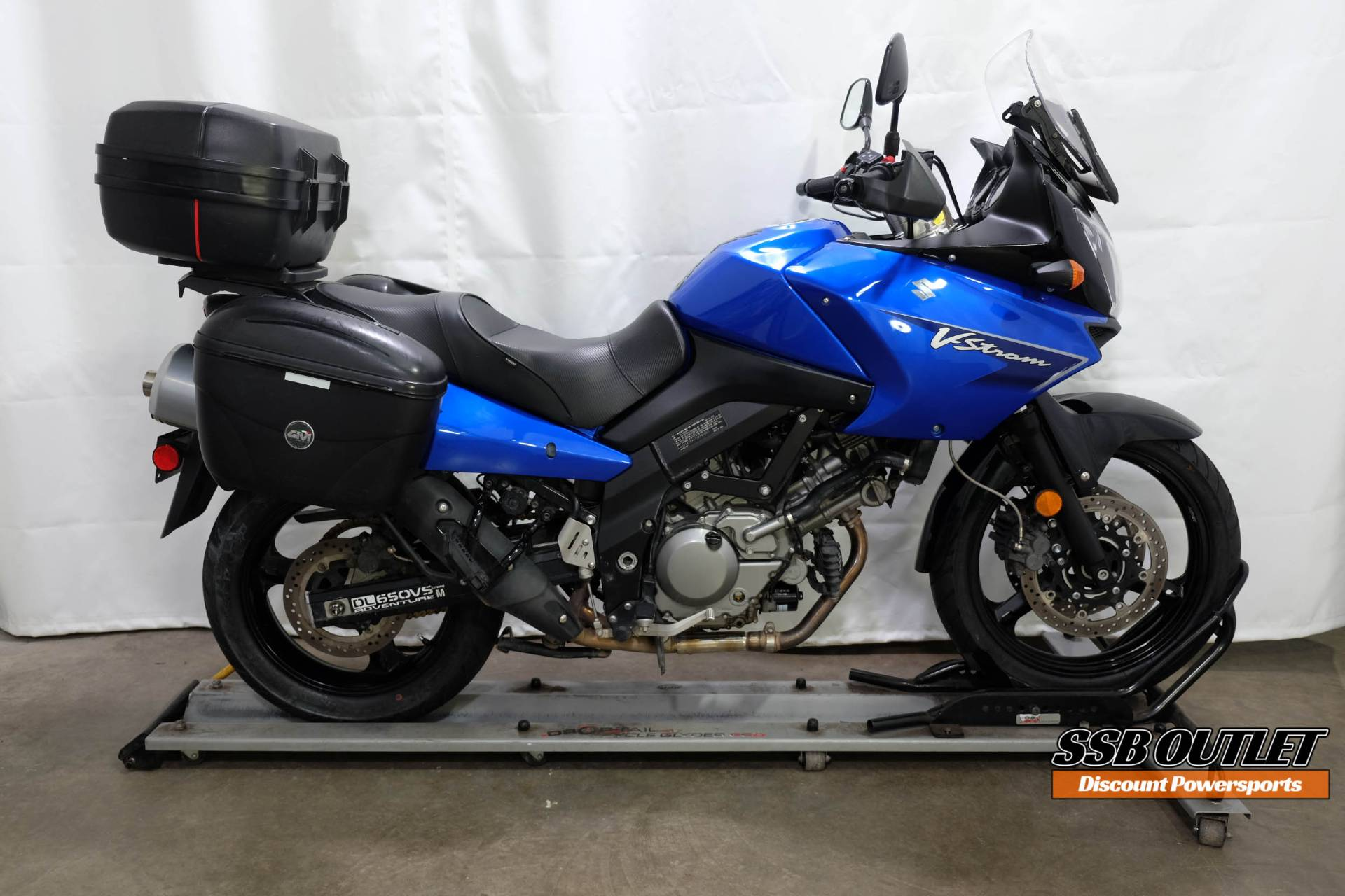 2007 Suzuki V-Strom® 650 in Eden Prairie, Minnesota - Photo 1