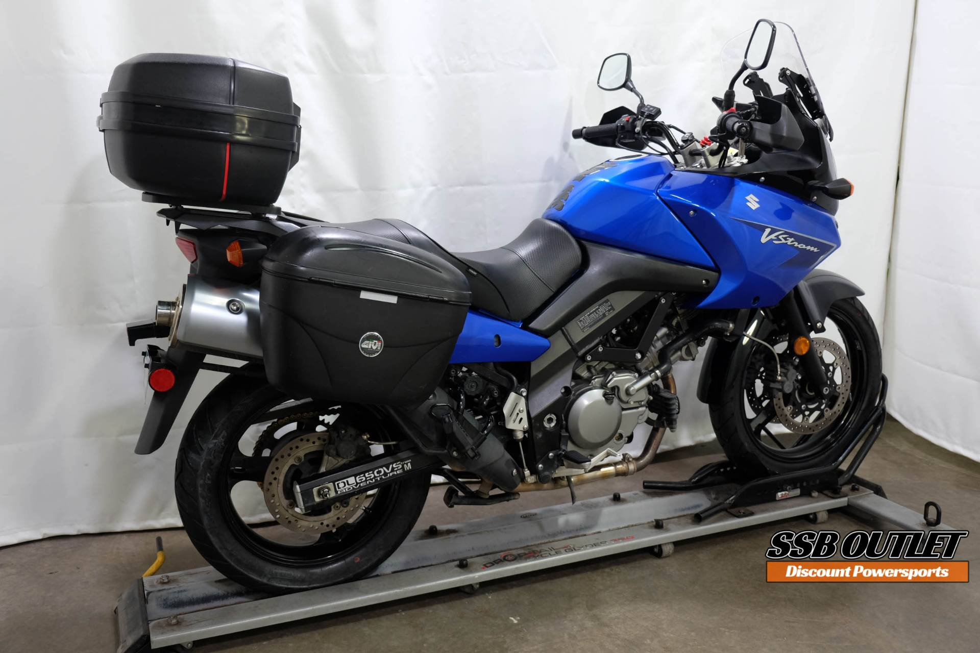 2007 Suzuki V-Strom® 650 in Eden Prairie, Minnesota - Photo 6