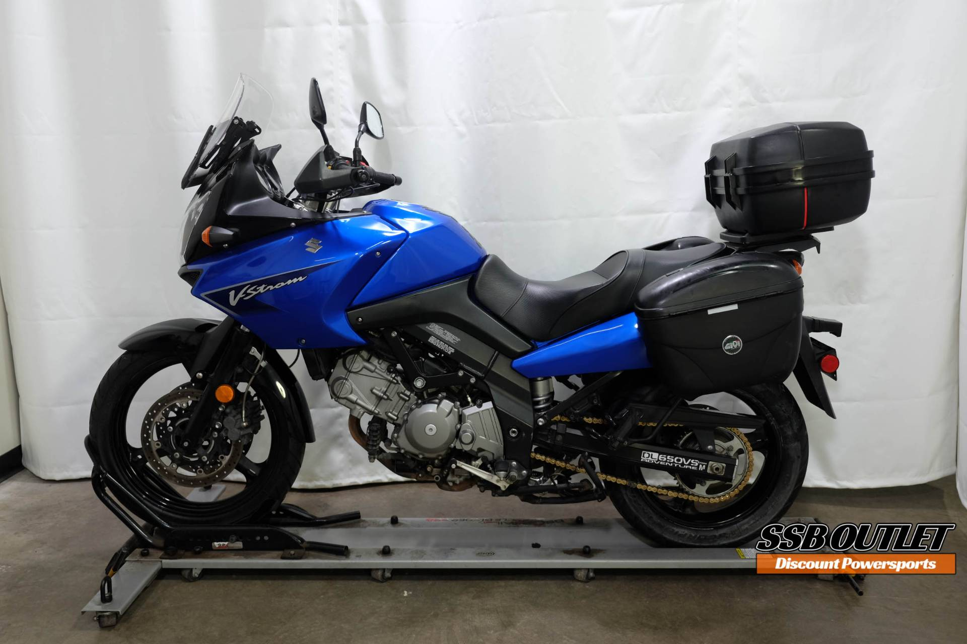 2007 Suzuki V-Strom® 650 in Eden Prairie, Minnesota - Photo 4