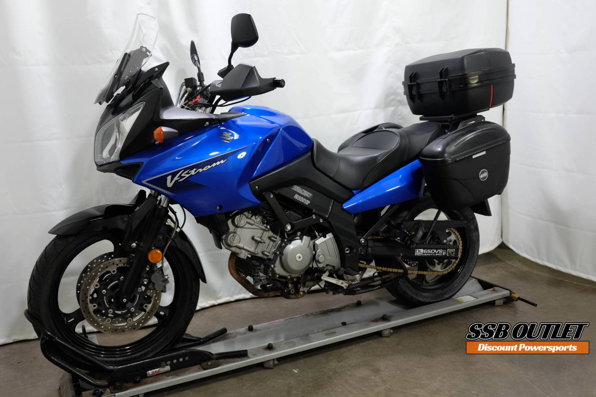 2007 Suzuki V-Strom® 650 in Eden Prairie, Minnesota - Photo 3