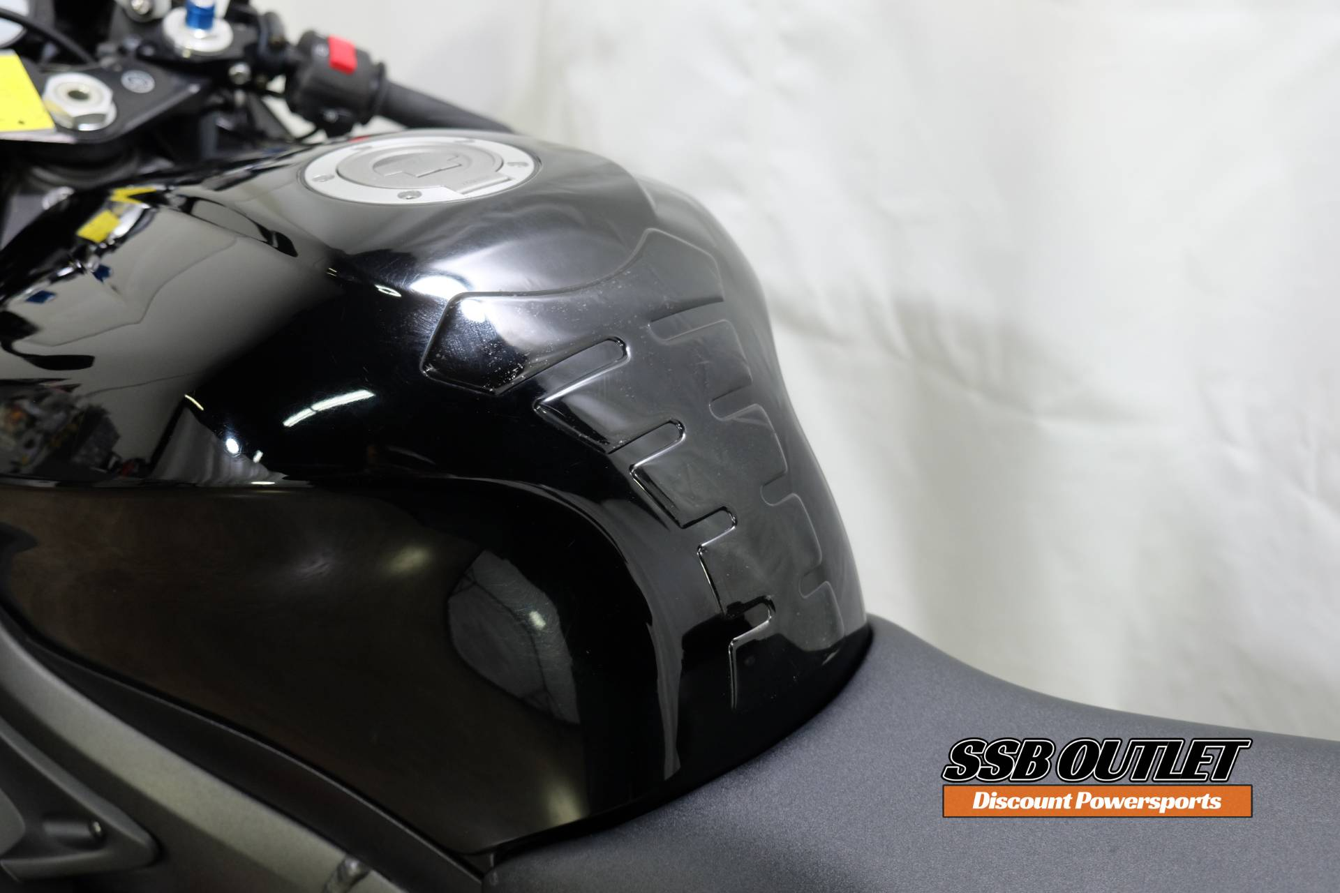 2003 Yamaha YZF-R6 11
