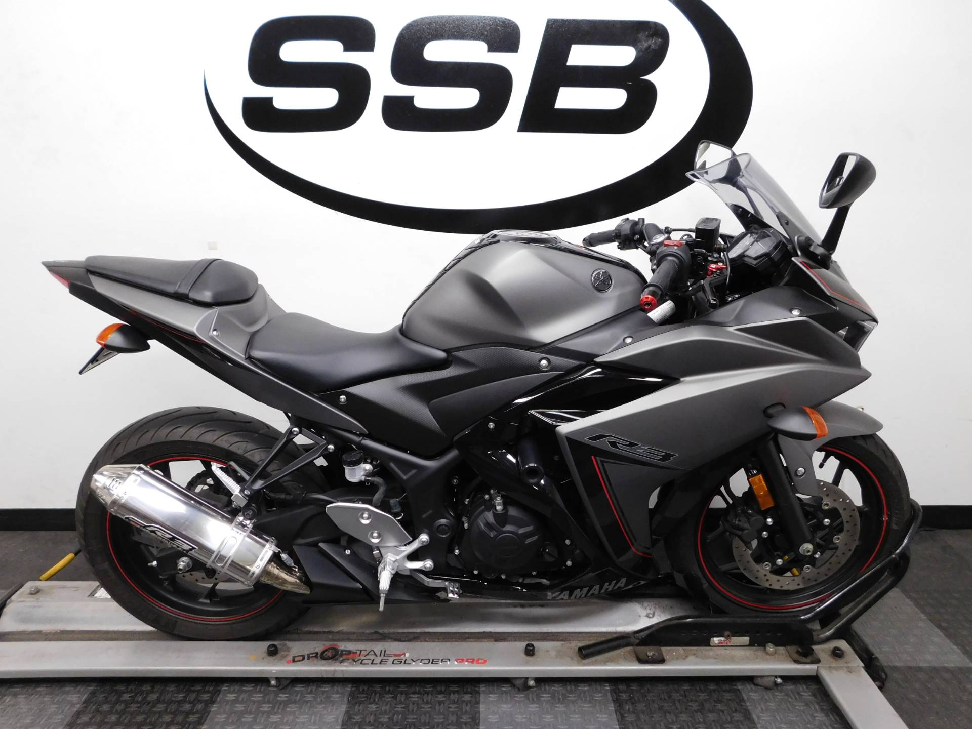2016 Yamaha YZF-R3 for sale 28977
