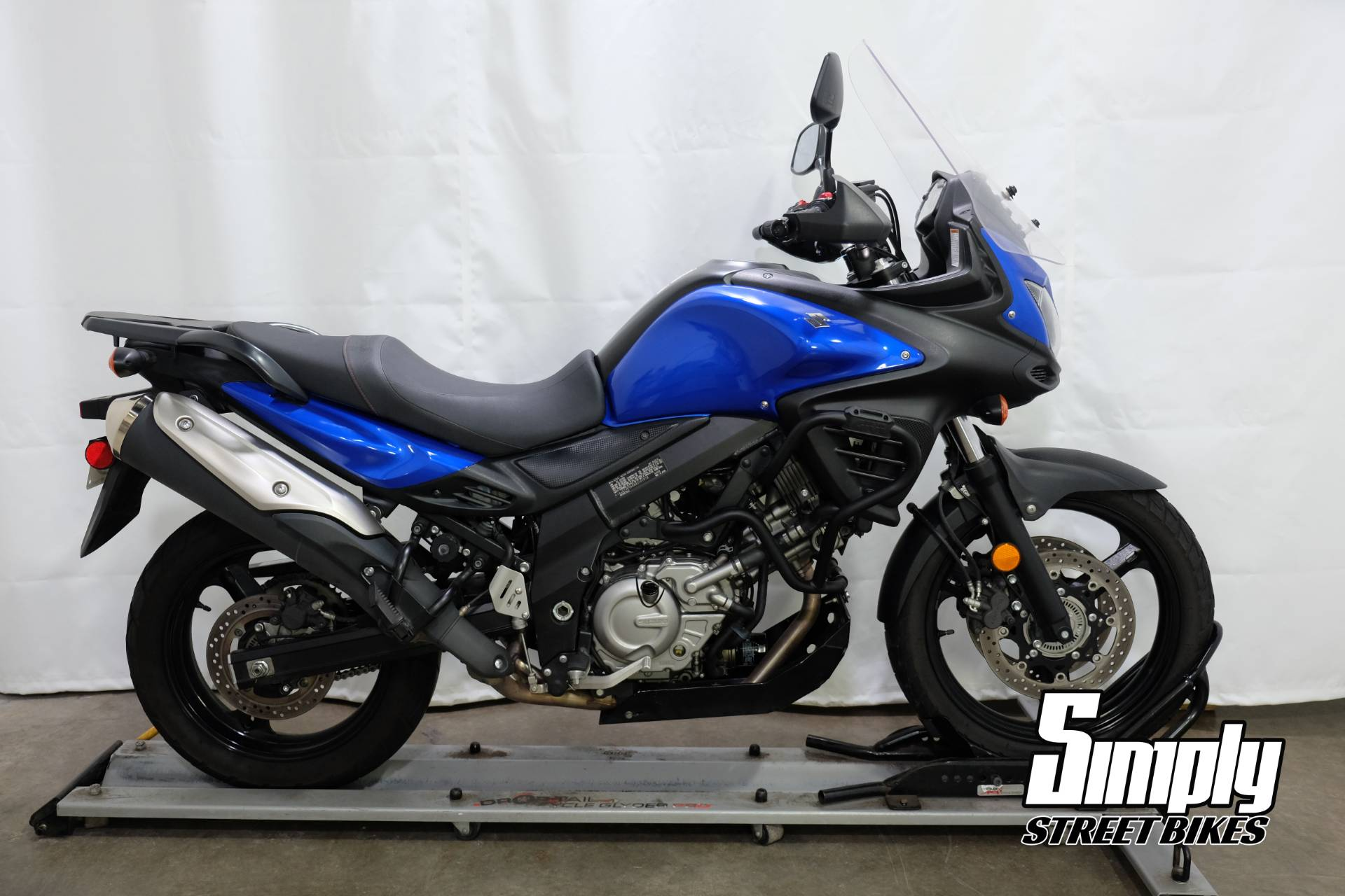 2013 Suzuki V-Strom 650 ABS in Eden Prairie, Minnesota - Photo 1