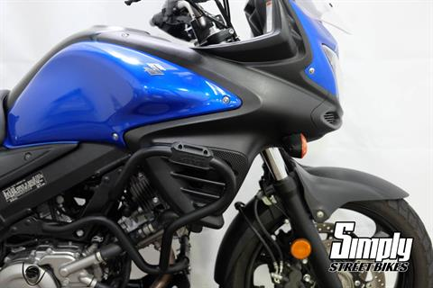 2013 Suzuki V-Strom 650 ABS in Eden Prairie, Minnesota - Photo 12