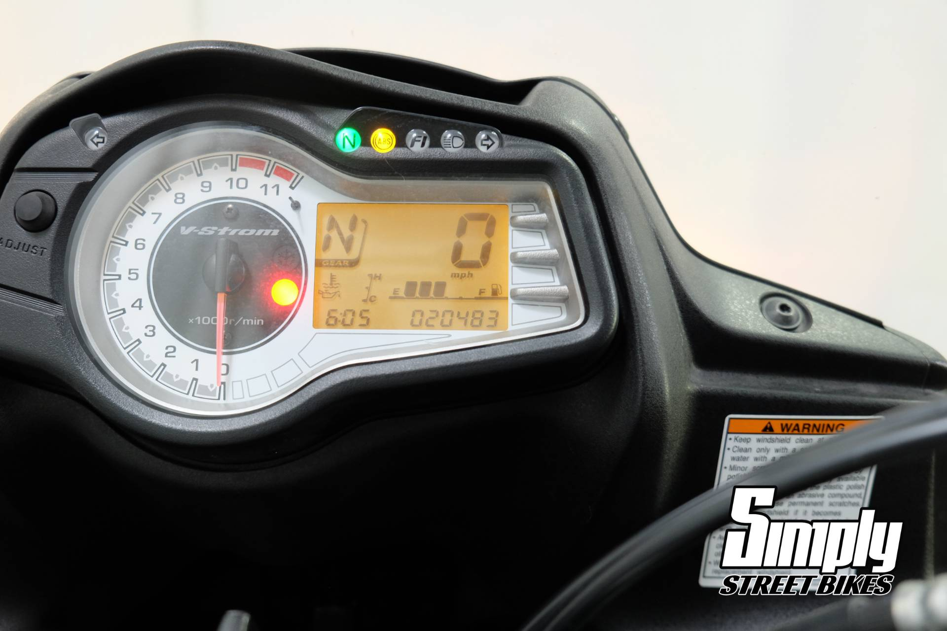 2013 Suzuki V-Strom 650 ABS in Eden Prairie, Minnesota - Photo 21