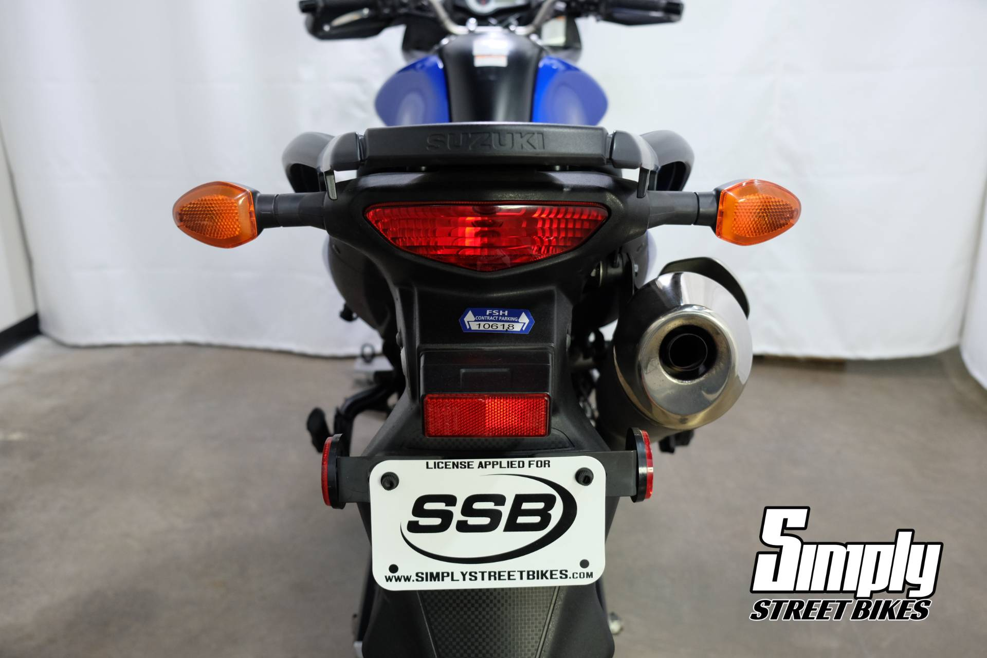 2013 Suzuki V-Strom 650 ABS in Eden Prairie, Minnesota - Photo 27