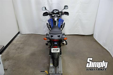 2013 Suzuki V-Strom 650 ABS in Eden Prairie, Minnesota - Photo 7