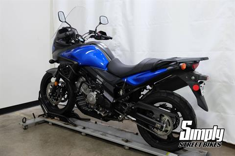 2013 Suzuki V-Strom 650 ABS in Eden Prairie, Minnesota - Photo 6