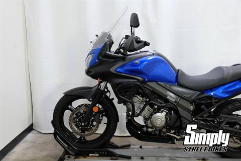 2013 Suzuki V-Strom 650 ABS in Eden Prairie, Minnesota - Photo 29