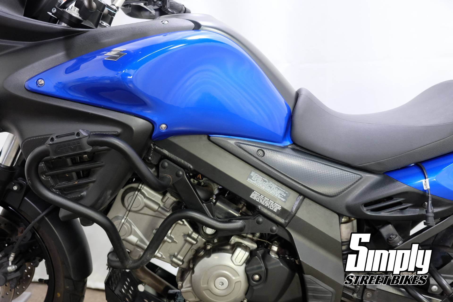 2013 Suzuki V-Strom 650 ABS in Eden Prairie, Minnesota - Photo 33