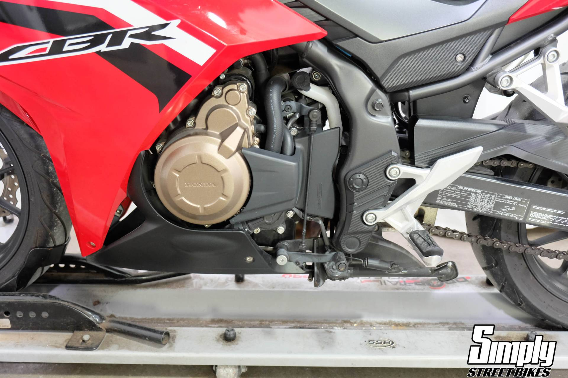 2017 Honda CBR500R in Eden Prairie, Minnesota - Photo 37