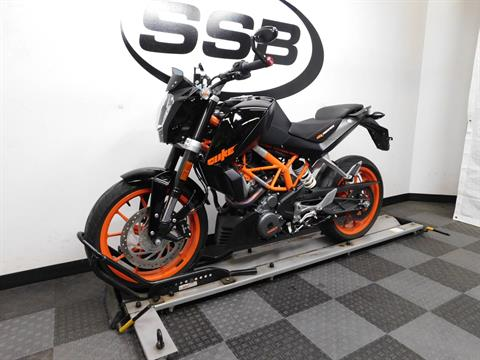 2016 KTM 390 Duke in Eden Prairie, Minnesota