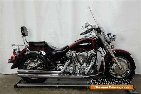 2001 Yamaha Road Star in Eden Prairie, Minnesota - Photo 1