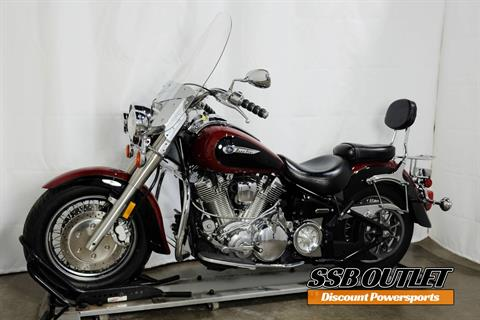 2001 Yamaha Road Star in Eden Prairie, Minnesota - Photo 3