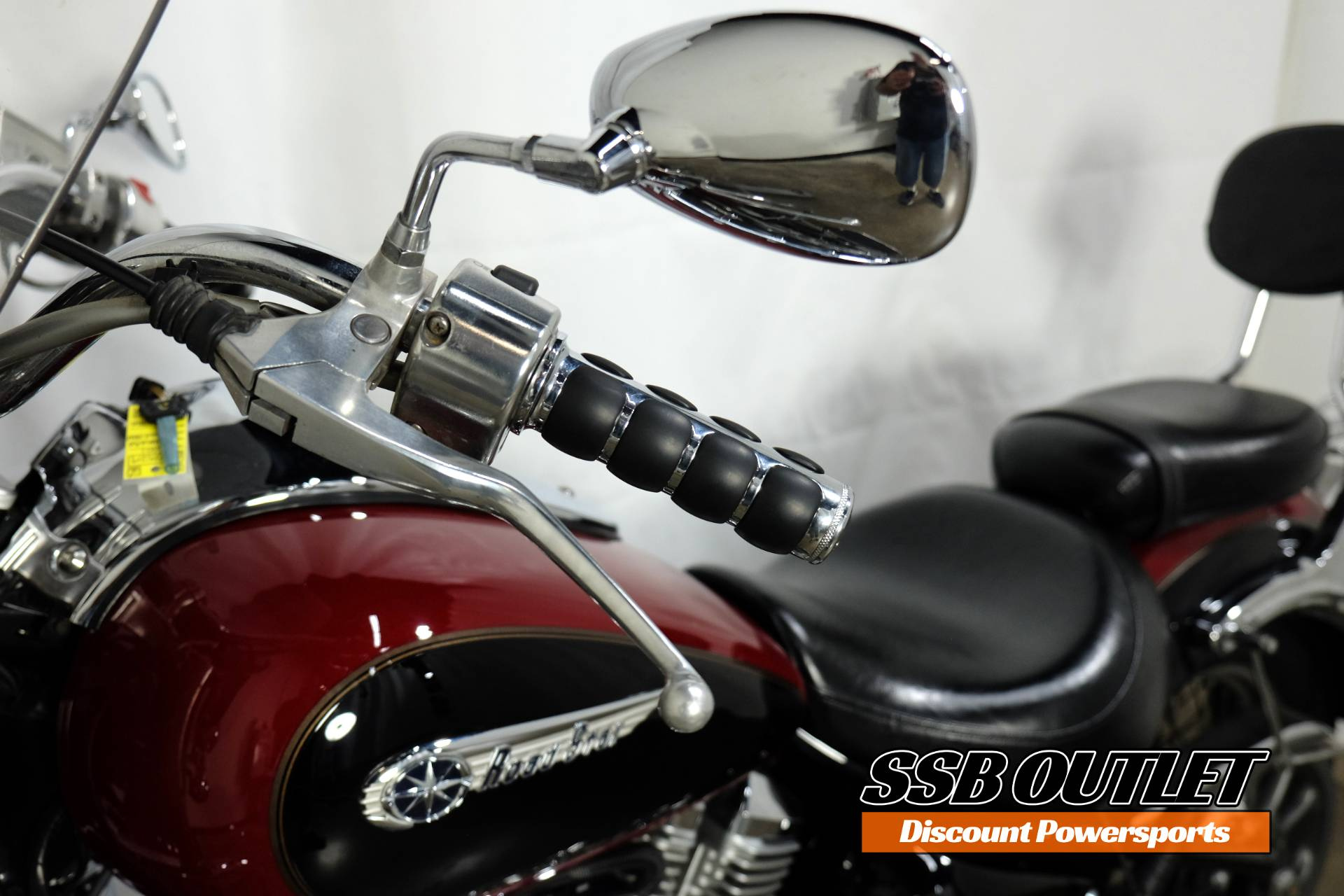 2001 Yamaha Road Star in Eden Prairie, Minnesota - Photo 18