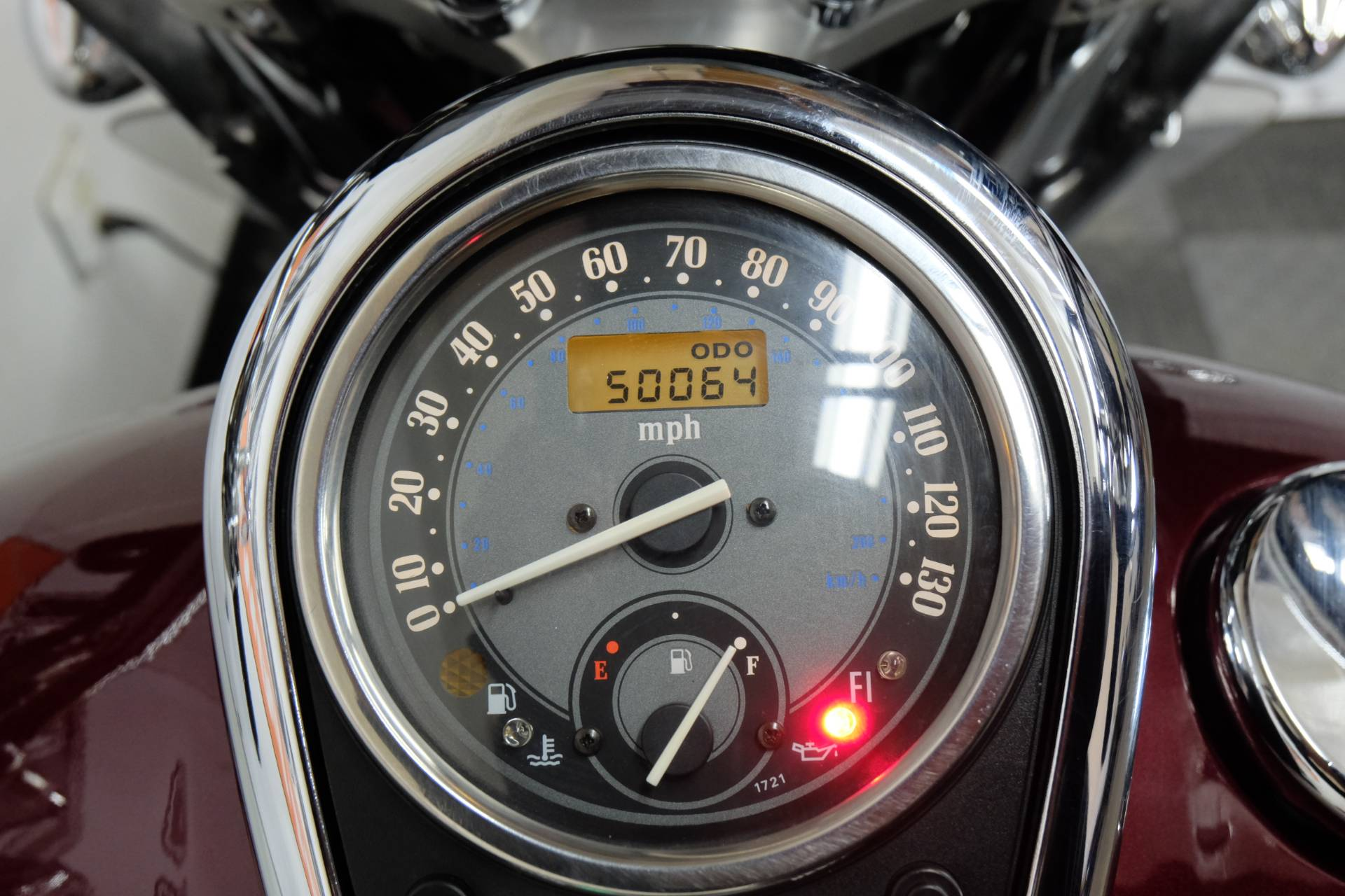 2003 Kawasaki Vulcan 1500 Nomad Fi in Eden Prairie, Minnesota - Photo 10