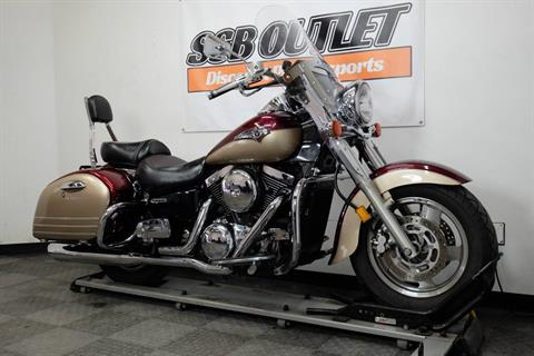 2003 Kawasaki Vulcan 1500 Nomad Fi in Eden Prairie, Minnesota - Photo 2