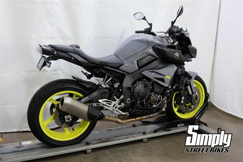 2017 Yamaha FZ-10 in Eden Prairie, Minnesota - Photo 8